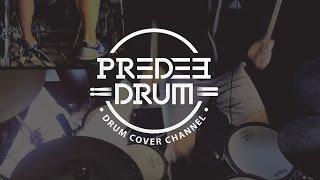 ยักษ์ใหญ่ไล่ยักษ์เล็ก - Big Ass (Electric Drum Cover) | PredeeDrum
