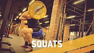 Как качают ноги тяжелоатлеты - ARMA SPORT