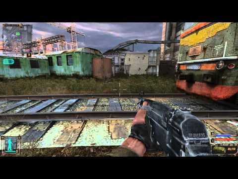 STALKER Тени Чернобыля Прохождение Часть 9 Дикая Территория и Фамильное Ружье