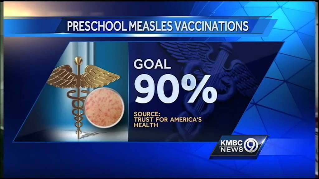 Kansas Measles Outbreak Grows to 10 Cases