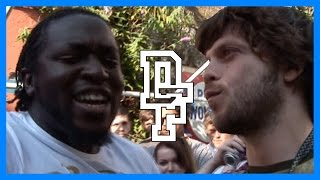 JOKER STARR VS ADAM THE RAPPER | Don