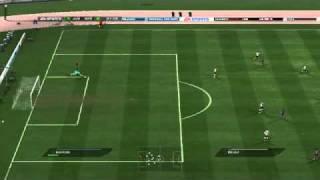 Fifa 11 PC Gameplay : Juventus vs Barcelona #1