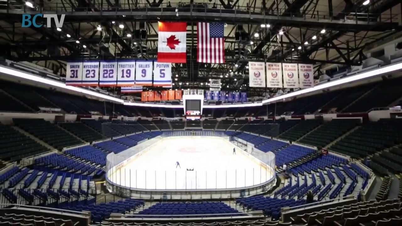 New York Islanders New Arena