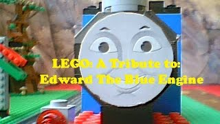 LEGO: A Tribute to Edward The Blue Engine