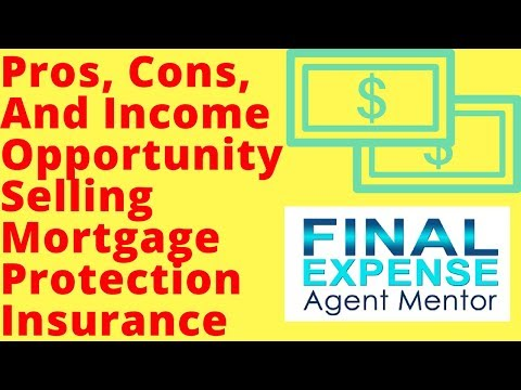 How Much Can You Make Selling Mortgage Protection Life Insurance?