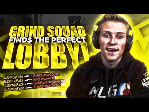 Grind Squad Finds the GOD Lobby