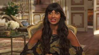 The Good Place Interview Jameela Jamil 2