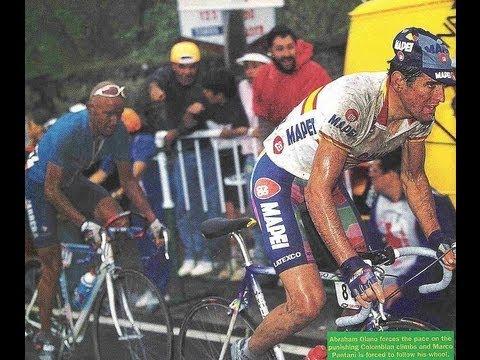 Mundial de ciclismo de Colombia 1995