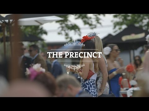 The Precinct, Melbourne Cup Carnival 2016.