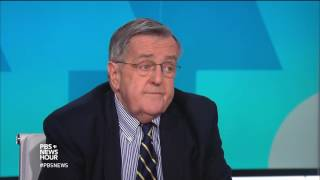 Shields and Brooks on Trump's unprecedented transition
