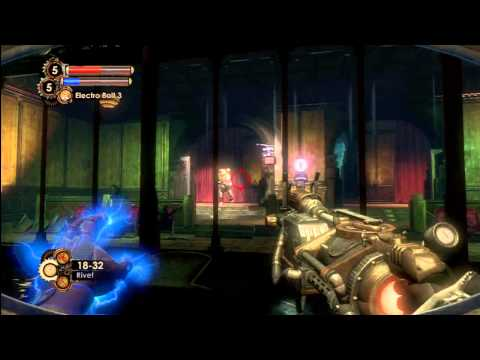 Let's Play - Bioshock 2 - Part 17: Game Show? What? |