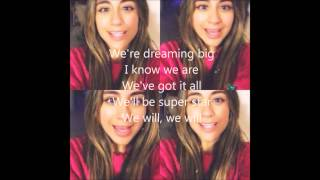 Fifth Harmony- Anything is Possible (Lyrics + Pictures)
