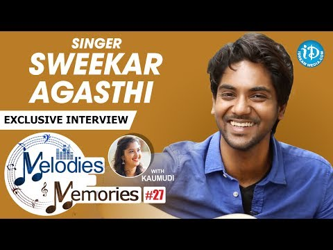 Singer Sweekar Agasthi Exclusive Interview || Melodies And Memories #27