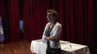 Acto de Colación 2016 - Discurso Rectora Estela Dominguez Halpern | 4/10