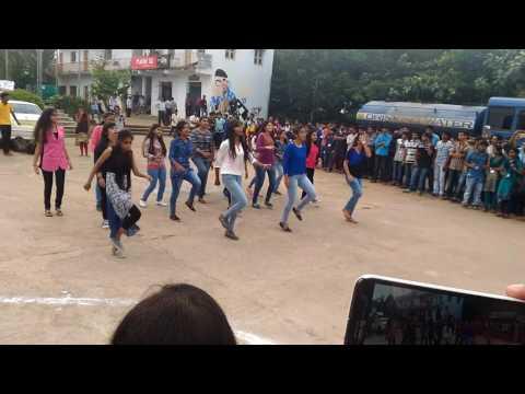 FLASH MOB NIST BERHAMPUR dance 2016