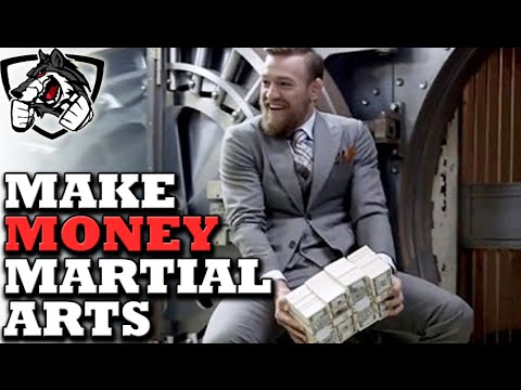 Become an Entrepreneur & Make Money with MMA
