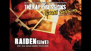 Raiden Live @ Therapy Sessions Melbourne 2008 Live Ableton Set @ Miss Libertines