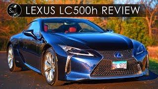 quick review lexus lc500h technophilia
