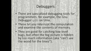 An Introduction to the Arcane Mysteries of the Black Arte of Debugging