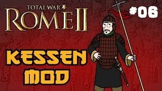 Total War: Rome 2 - Kessen Campaign - Part 6 - No Commentary Woops :D