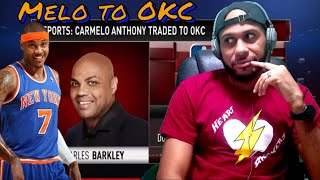 Will Their Big Three Be Enough? Carmelo Anthony to OKC with Russell Westbrook and PG13