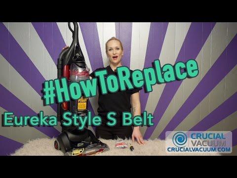 Eureka U Belt For Eureka Airspeed Vacuum Replacement P