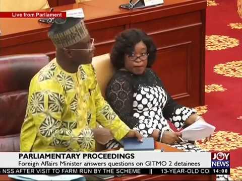 Parliamentary Proceedings on JoyNews (28-7-17)