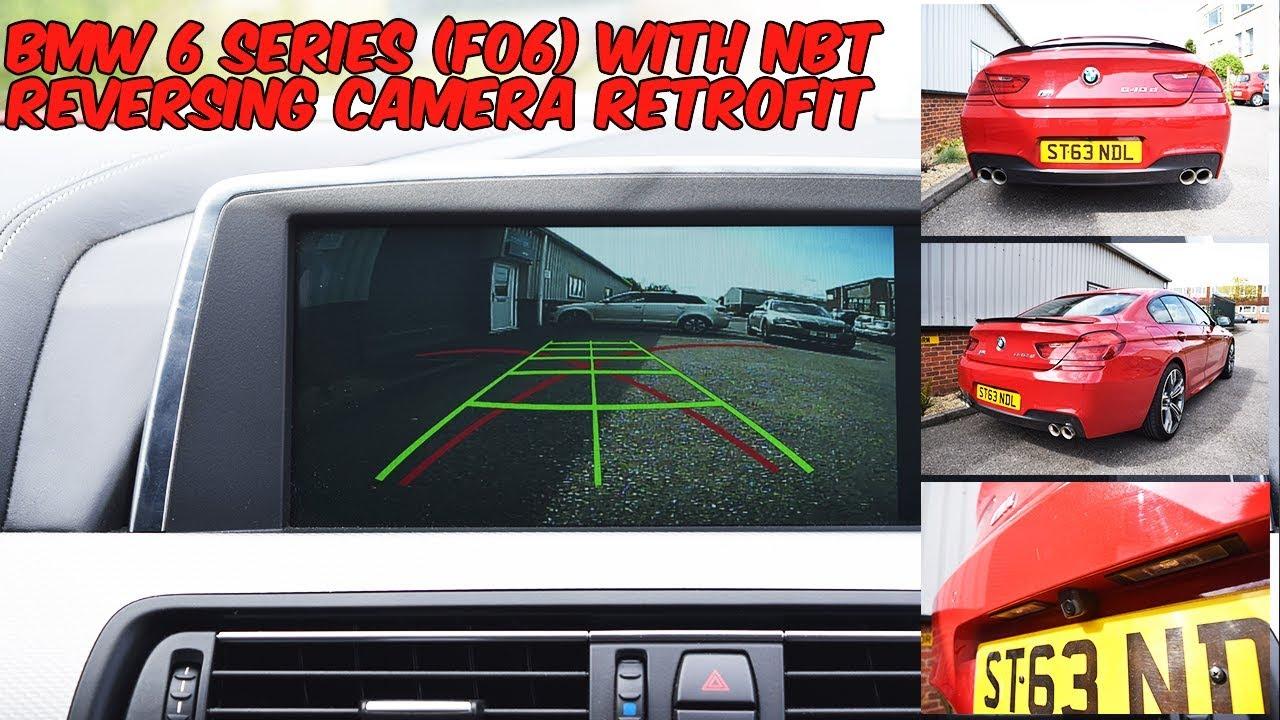 BMW Reversing Camera Retrofit