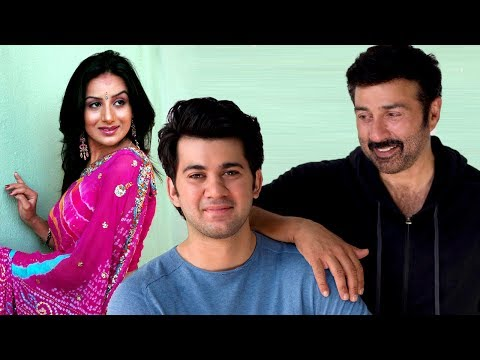 Sunny Deol with his Son Wife Family | Life Story
