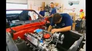 Из грязи в князи   The Fireman's Ball Ford Mustang`69