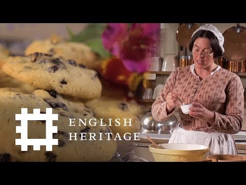 How to Make Biscuits - The Victorian Way