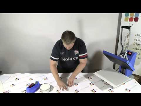 How to: print a metal tin with sublimation printing - Dye Sublimation Supplies