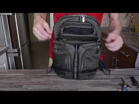 88e9517ccef EDC-рюкзак Samsonite GT Supreme - YouTube