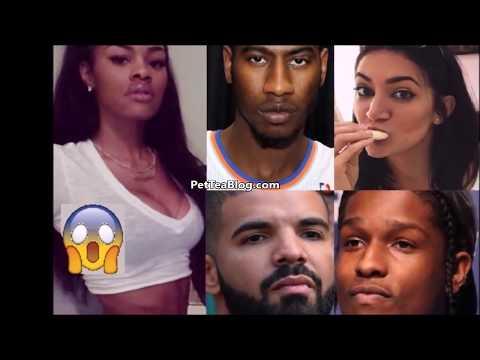 Iman Shumpert did Drake Baby Mama Cheated on Teyana Taylor, Asap Rocky told Pusha T ☕