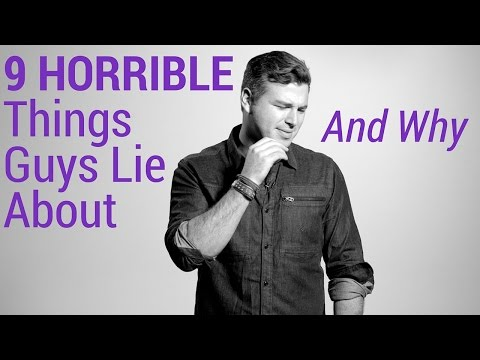 9 Things Guys Lie About and Why - hqdefault