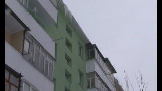 видео Дом залило после капремонта крыши