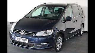 Video prohlídka: Volkswagen Sharan – 2014 – 18596