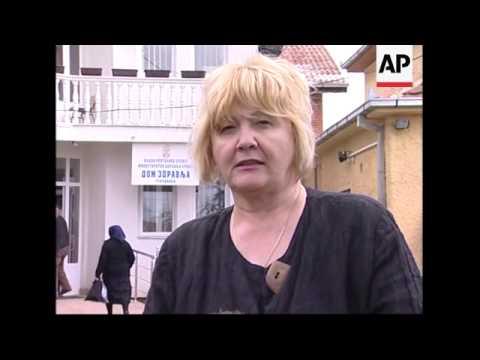 Kosovo Serbs urge UN to reject Ahtisaari plan