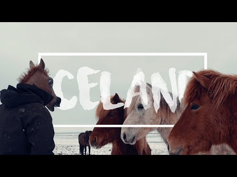Stuck in Iceland
