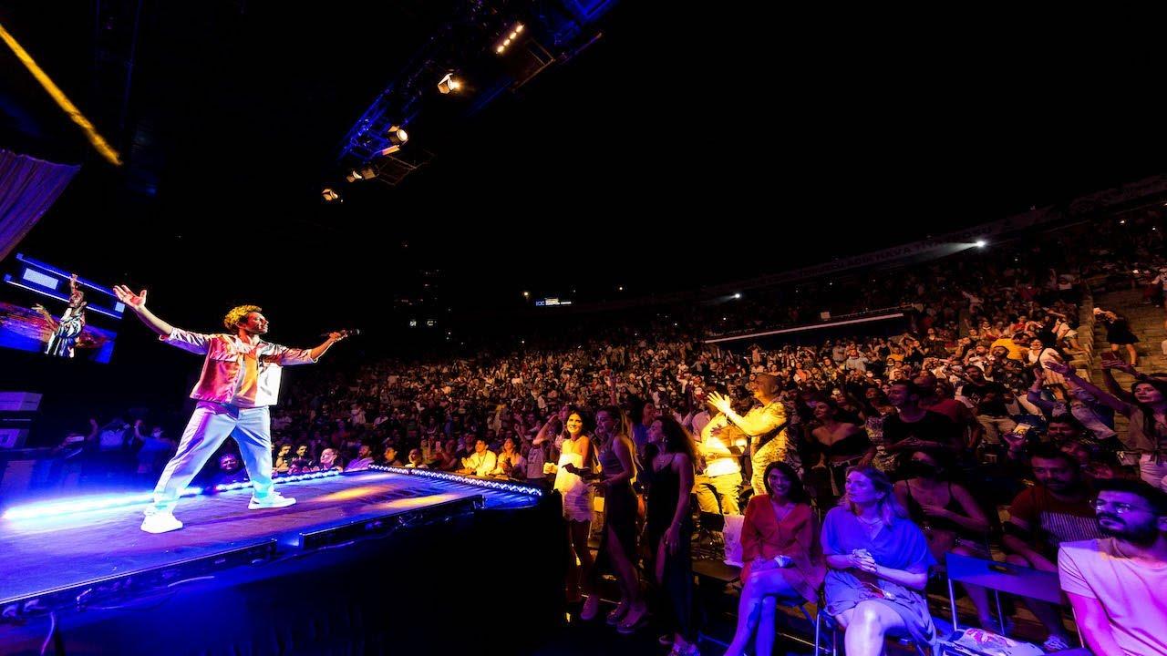 Buray - Harbiye Açıkhava Konser Hikayesi (2021)