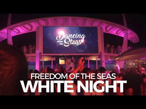 Freedom of the Seas | White Night ft. ReVoiced!