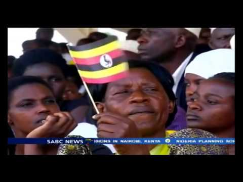 Museveni attended 'thanksgiving service' for anti gay law
