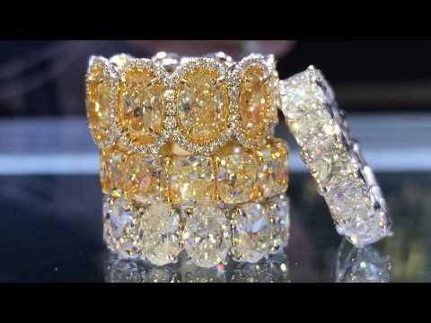 High-end Diamond Jewelry TraxNYC