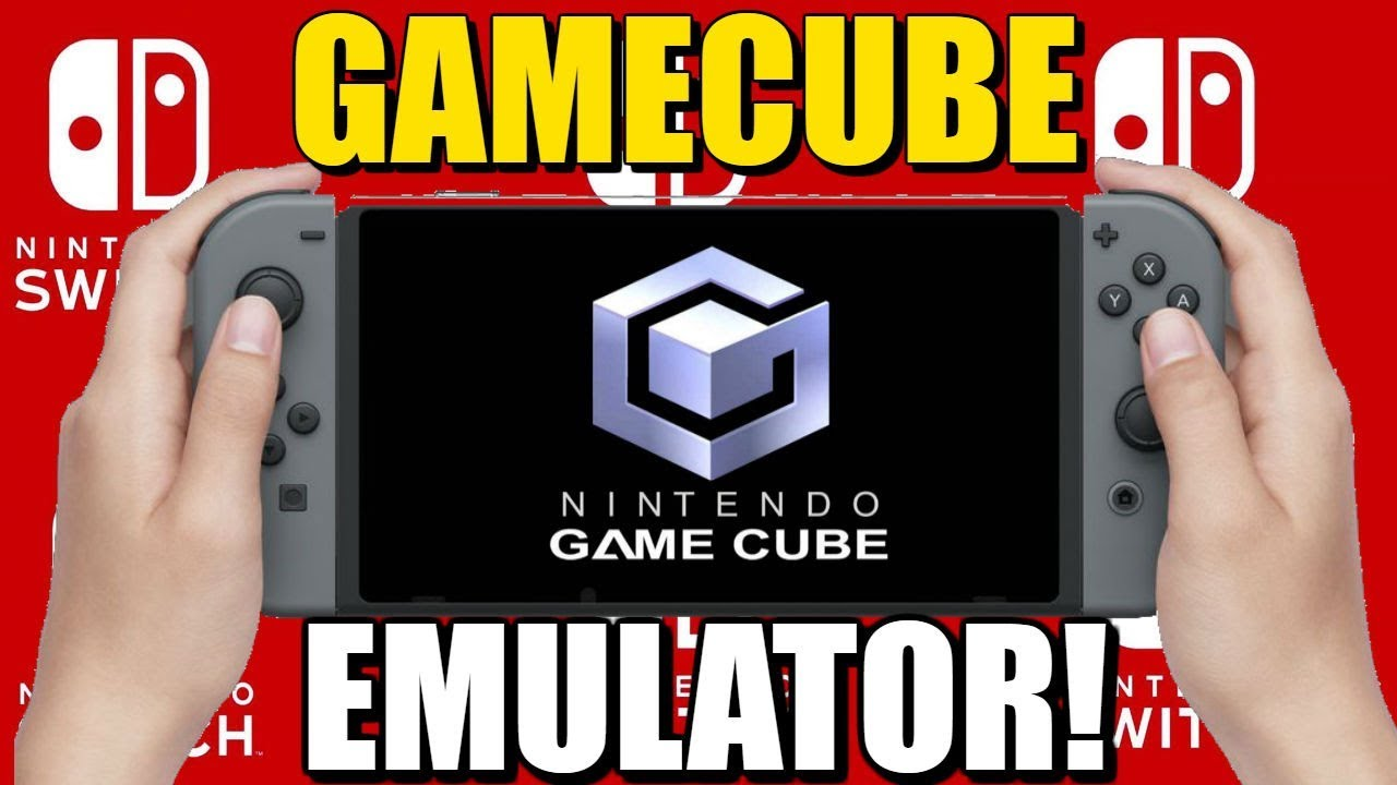 Nintendo Switch GameCube Emulator FOUND