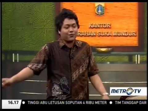 Jui Purwoto, Ada Fulus Jalan Mulus @Stand Up Comedy Show 18/01/15