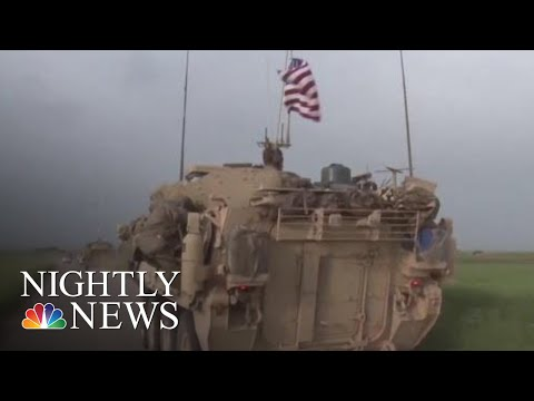 White House Orders Withdrawal Of Troops From Syria | NBC Nightly News