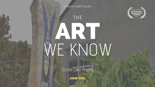 'The Art We Know: Stone Cold Poetry' With John Toki
