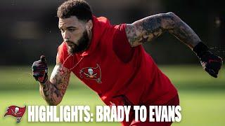 Get Screenshots for video :: Highlight: Tom Brady Throws to Mike Evans, Chris Godwin