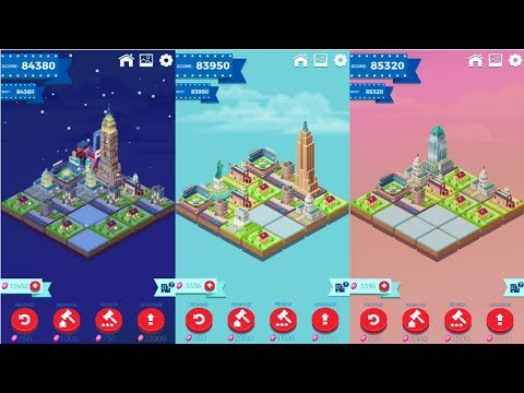 US Creator (2048 Puzzle) Android Gameplay