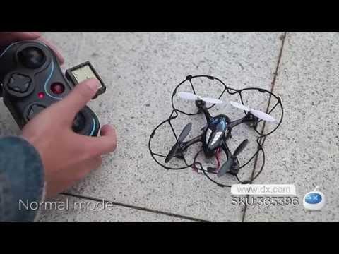 JJRC H6C малък квадрокоптер с камера и повишена стабилност WiFi безжична връзка 14